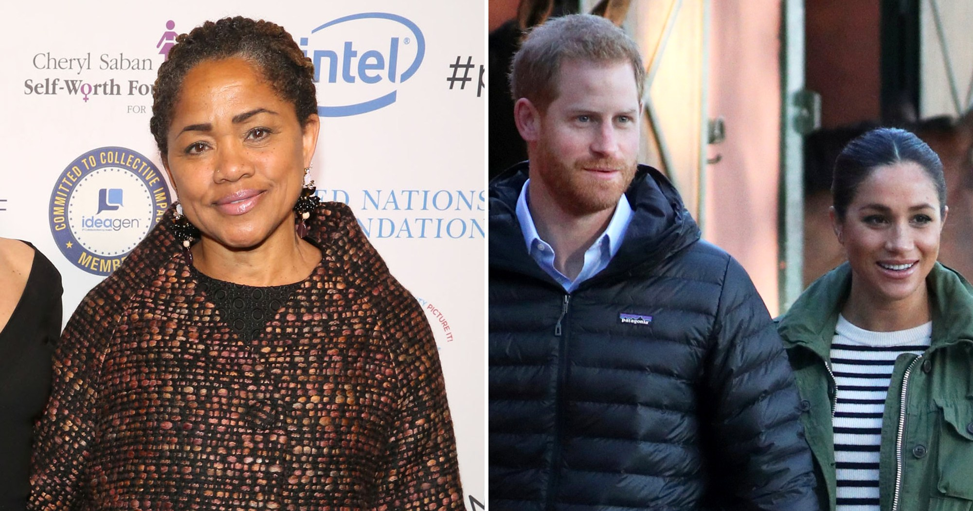 Doria Ragland Reacts to Duchess Meghan, Prince Harry's Royal Baby