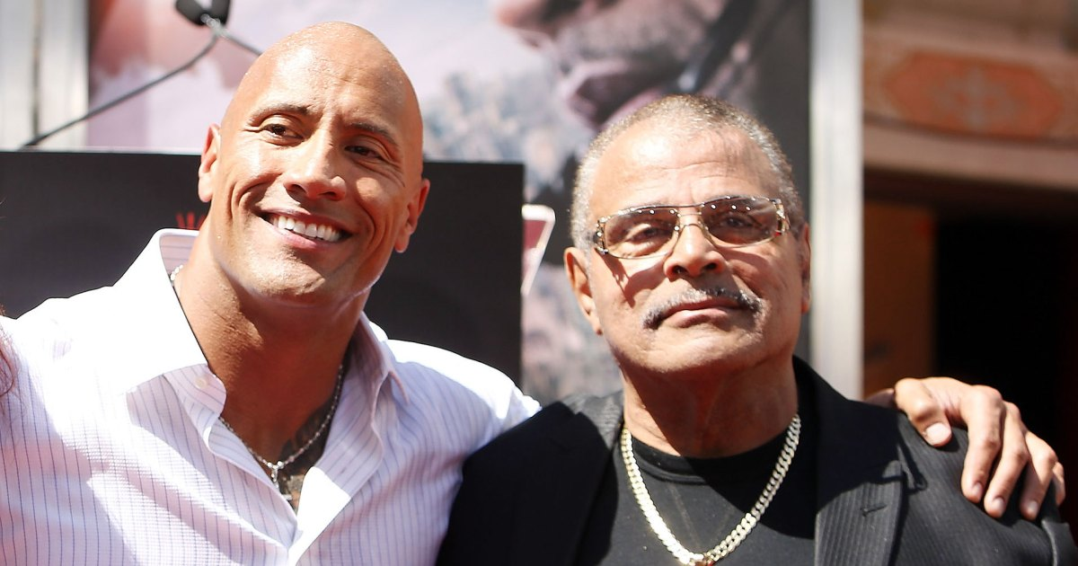 Dwayne 'The Rock' Johnson Gives His Father a New Home