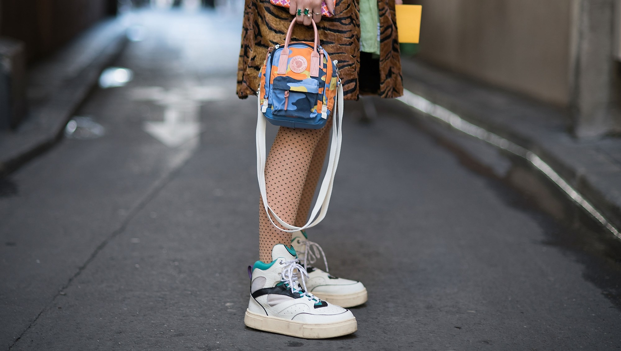 Fjallraven Bag
