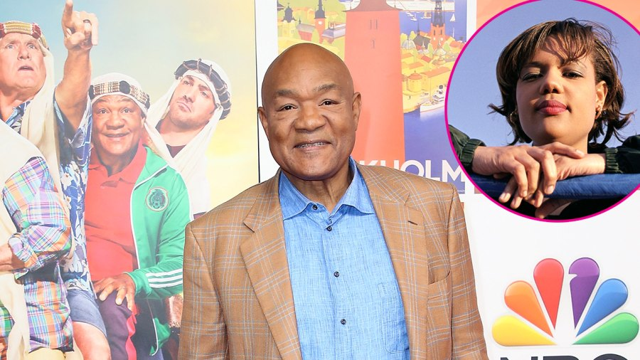 George Foreman Shares Emotional Tribute to Daughter Freeda After Her Death at Age 42
