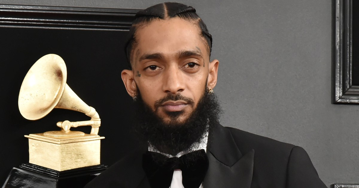 Rapper Nipsey Hussle Shot and Killed in L.A.: Drake, Rihanna, More React