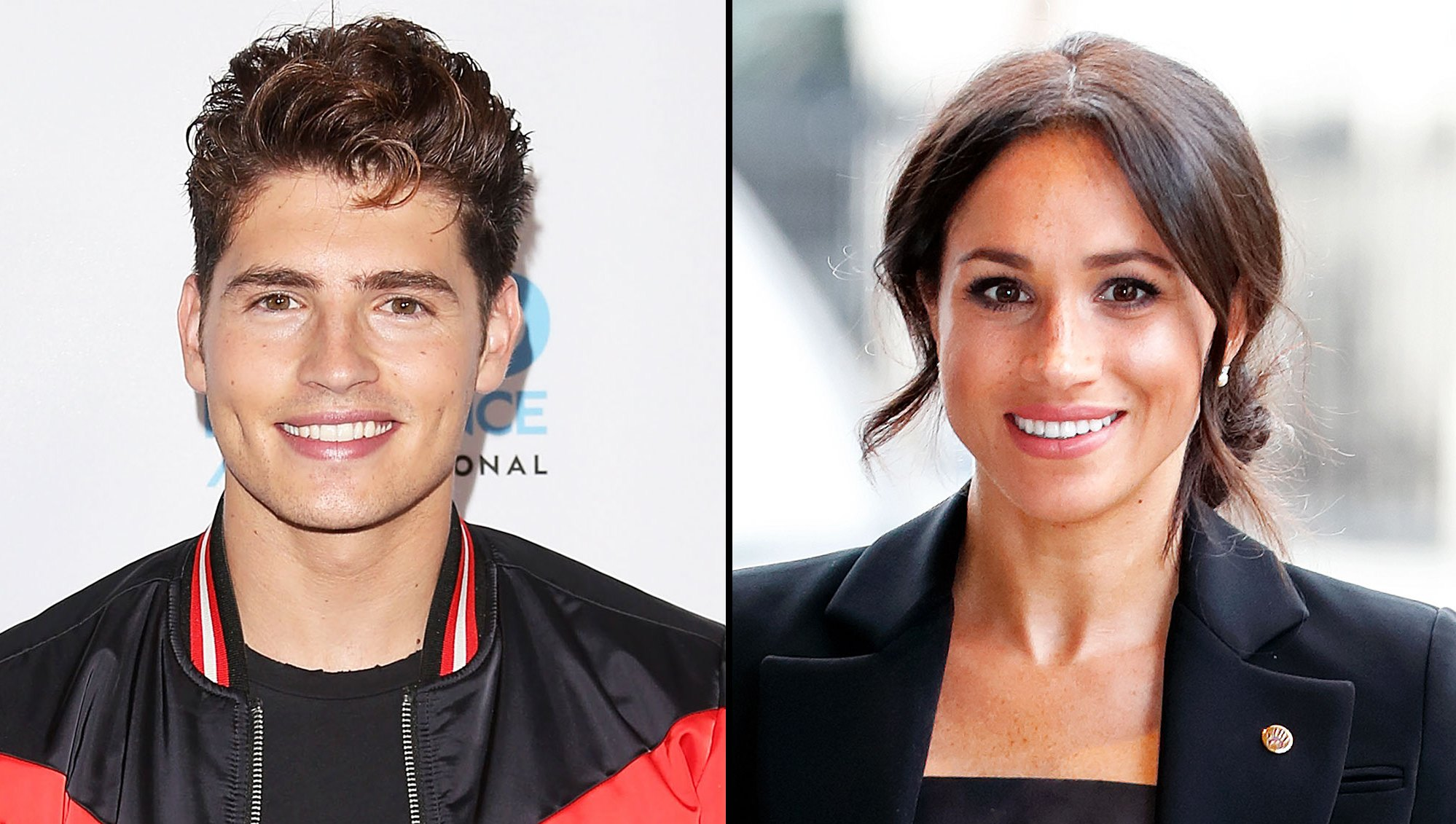 Gregg Sulkin Gushes Over Duchess Meghan