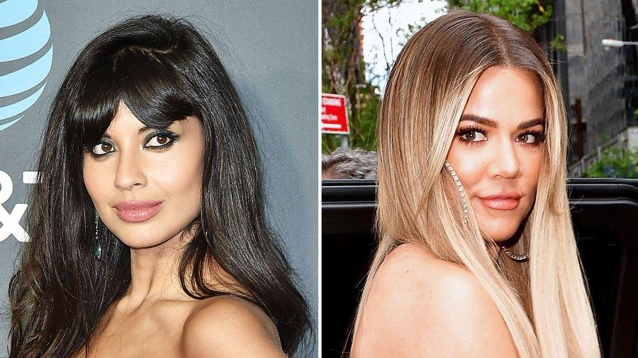 Jameela Jamil Slams Khloe Kardashian Meal Replacement Shakes