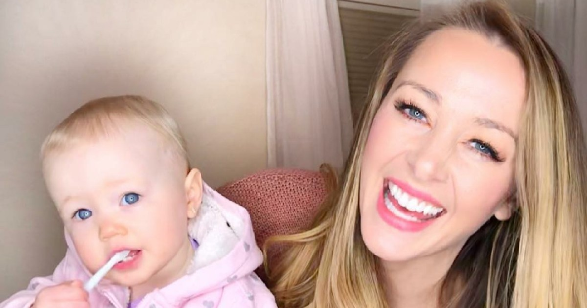 Jamie Otis Reacts to Daughter Henley Pooping in the Bathtub