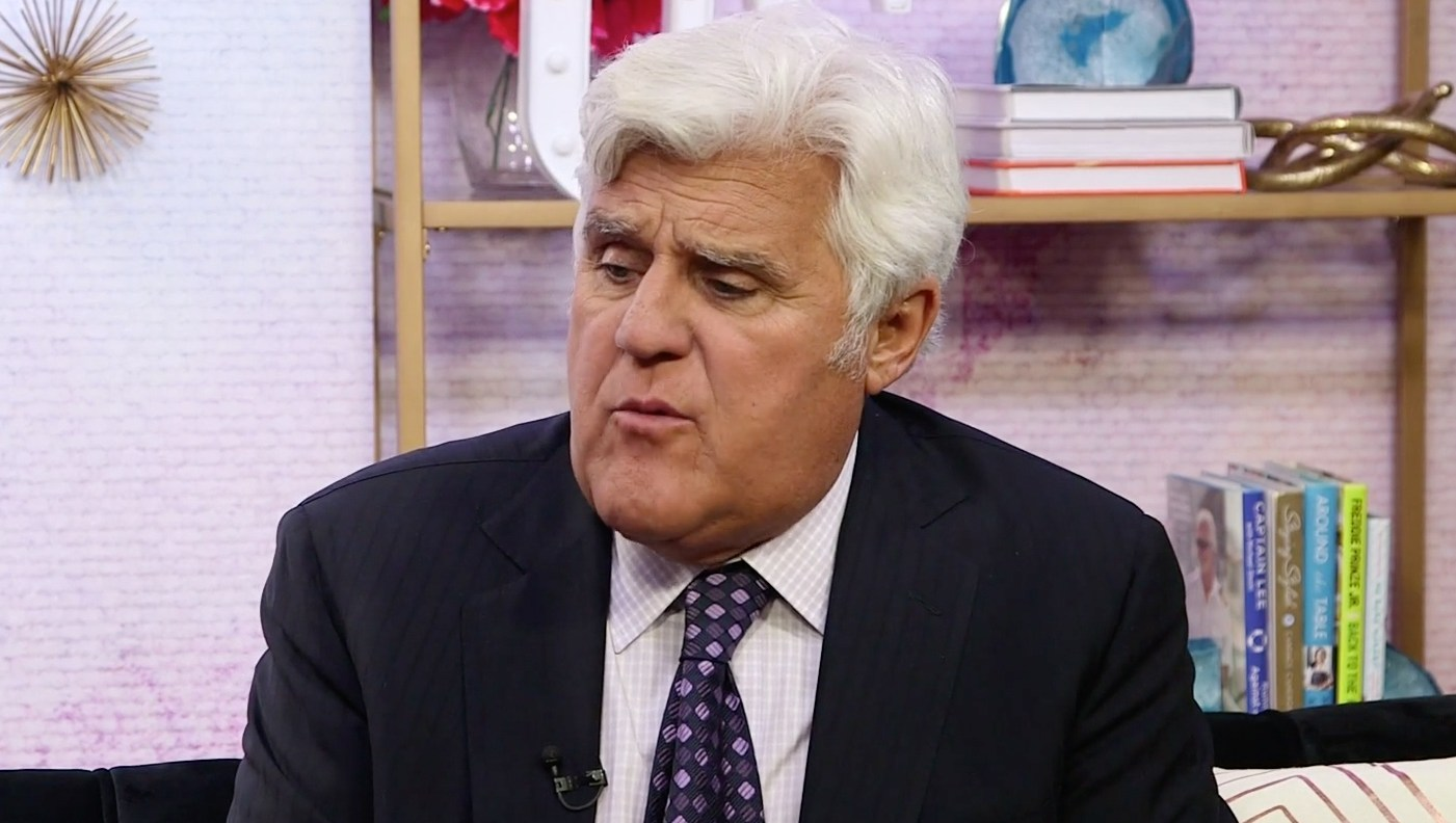 Jay Leno Says 'Tonight Show' Feels Like 100 Years Ago: 'TV's a Young Person's Game