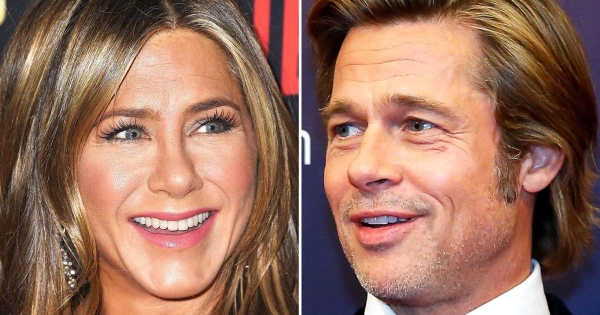 Jennifer Aniston, Brad Pitt Are 'Still in Touch,' But It's Not Romantic