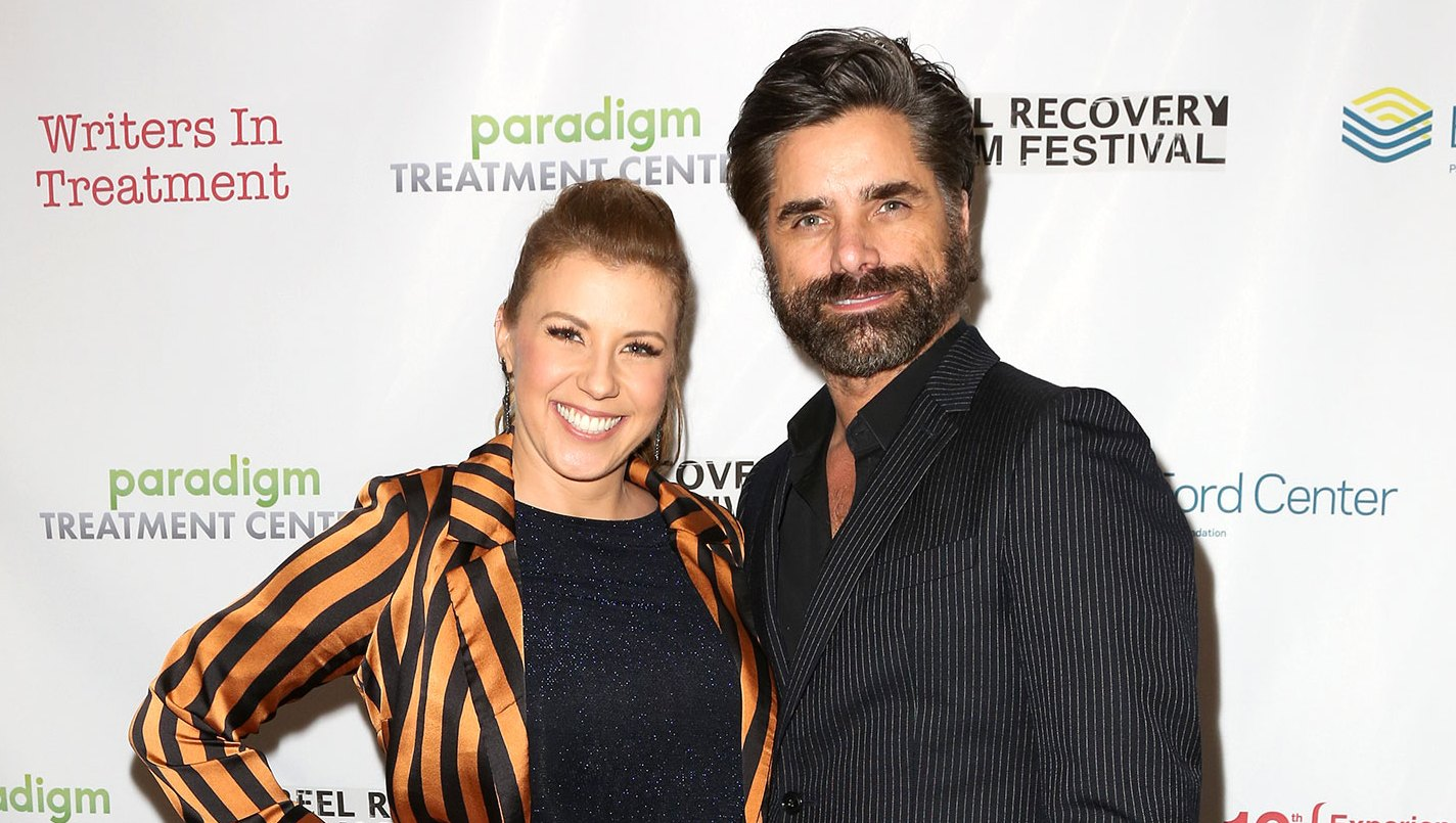 John Stamos Reveals 'Full House' Costar Jodie Sweetin Helped Him Get Sober