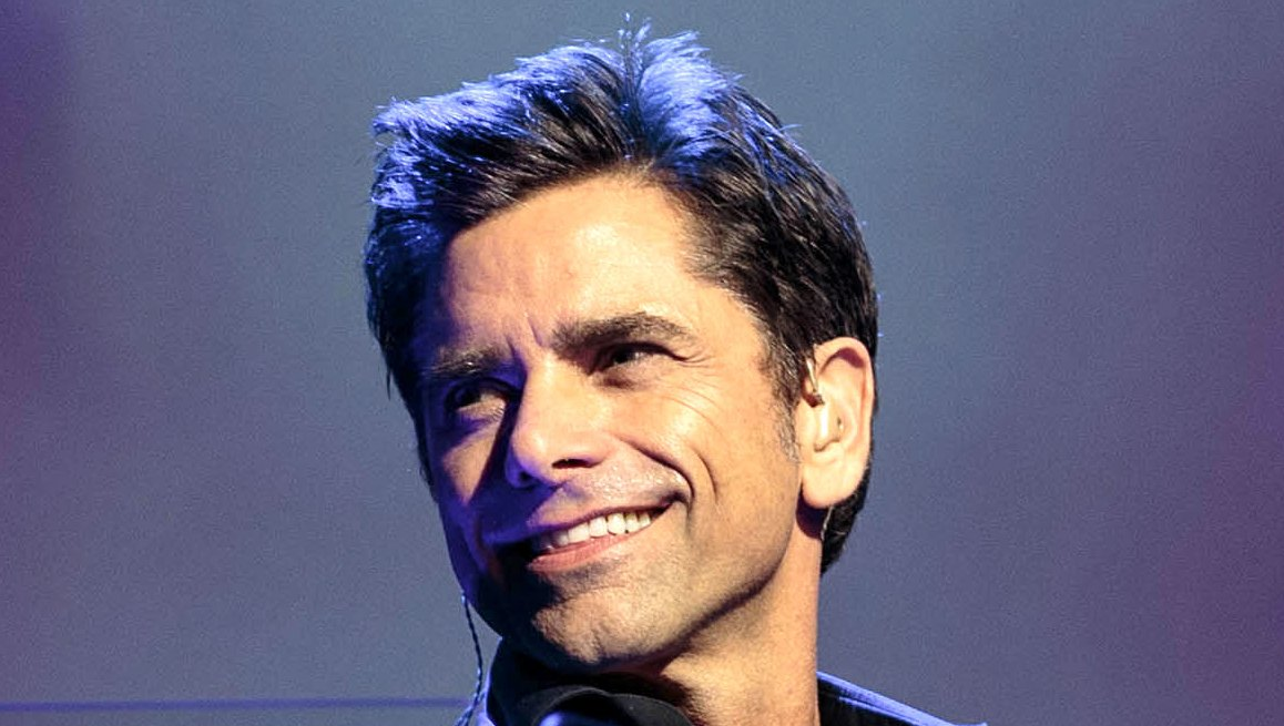 Have Mercy! John Stamos Rips Pants During Live Performance