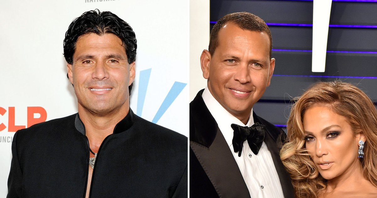 Jose Canseco Asks A-Rod to Take a Polygraph Test Over J. Lo Cheating Claims