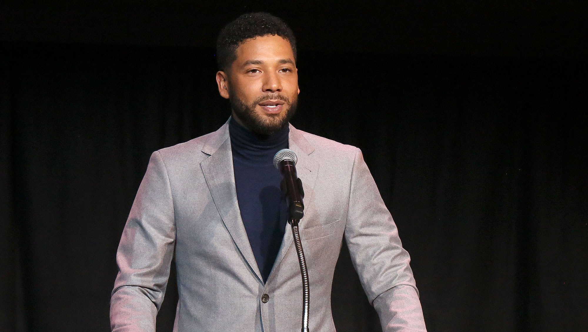 Jussie Smollett Speaks Out After Criminal Charges Are Dropped Against Him