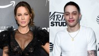 Kate Beckinsale Repsonds to Pete Davidson Makeout Meme