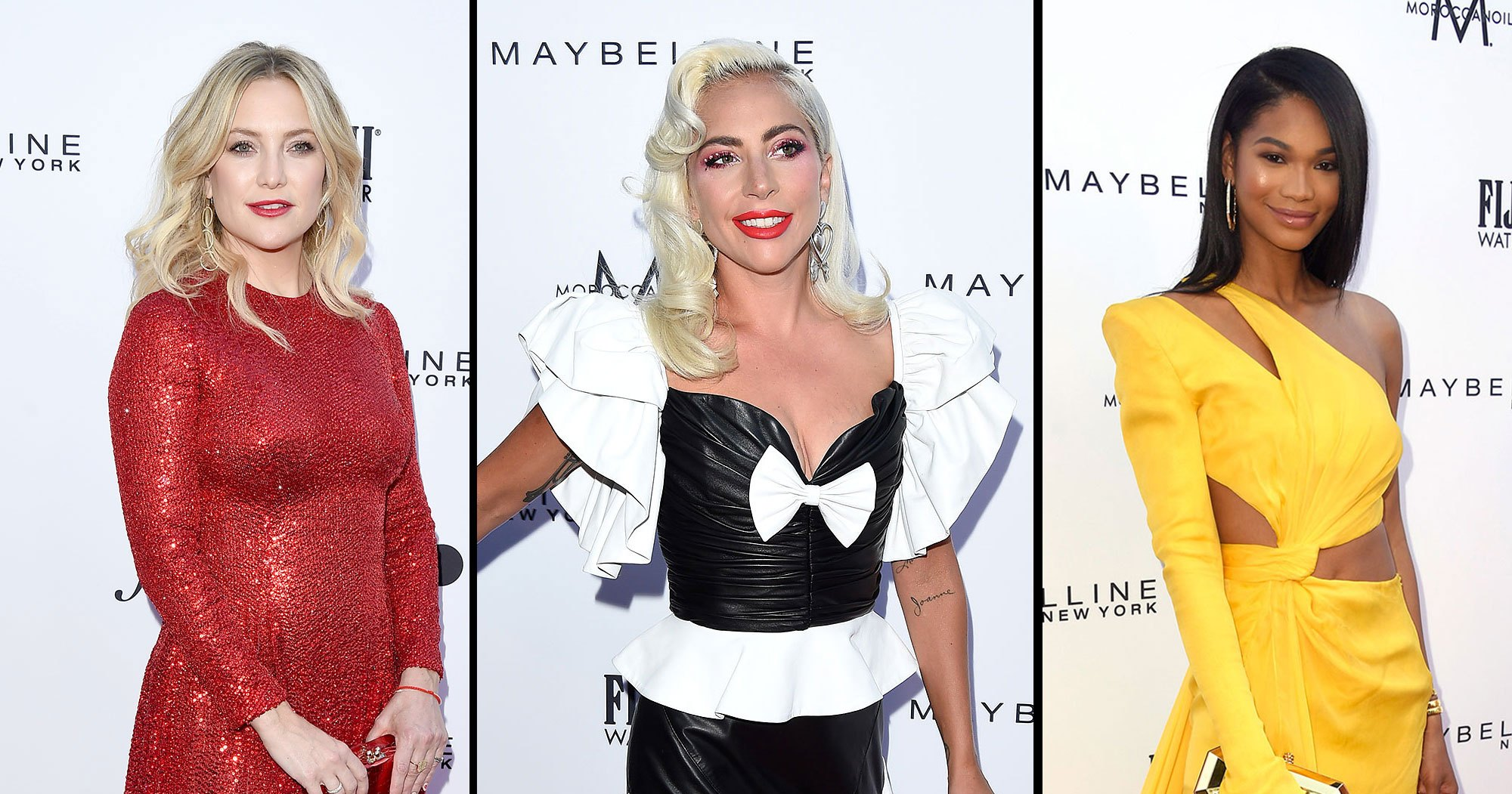 Daily Front Row Fashion Awards Red Carpet: See What the Stars Wore