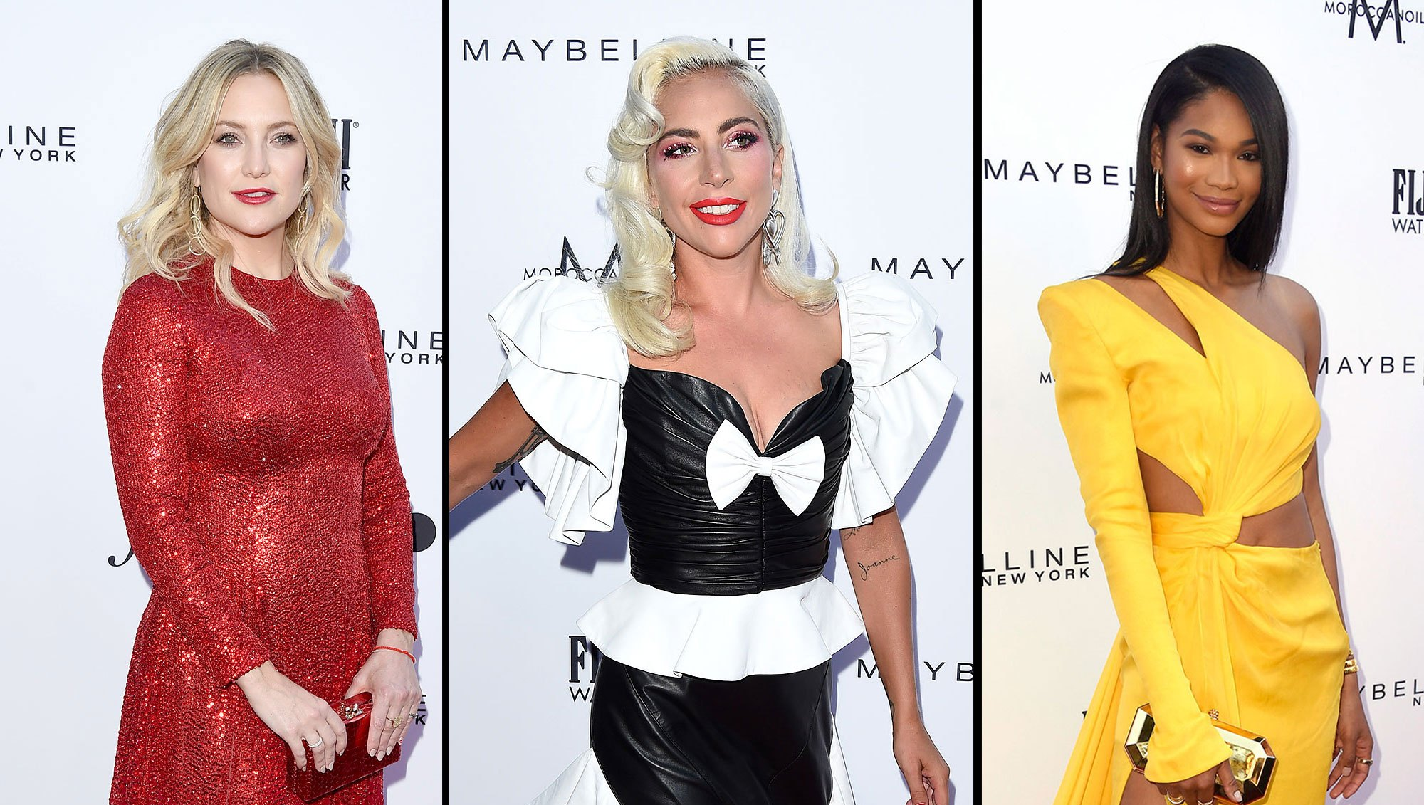 Stars Brought Their Style A-Game to the Daily Front Row Fashion Awards