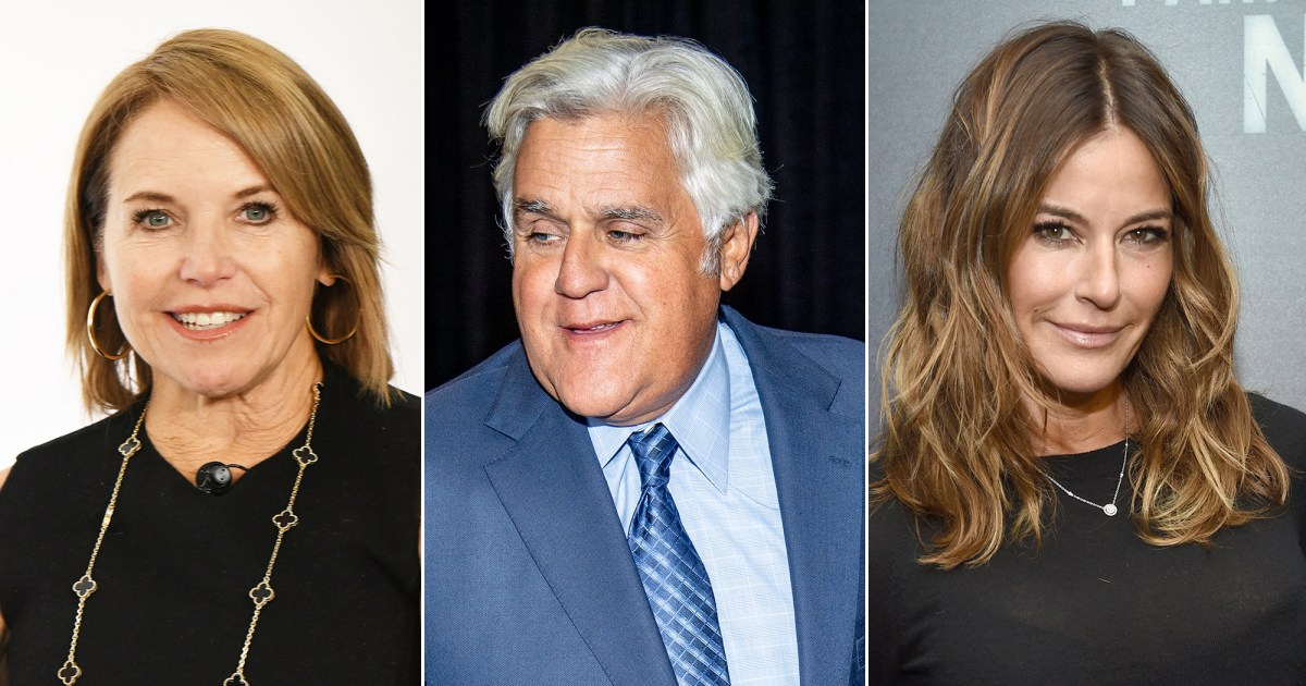 Katie Couric, Jay Leno and More Stars Still Reeling Over College Admissions Scandal