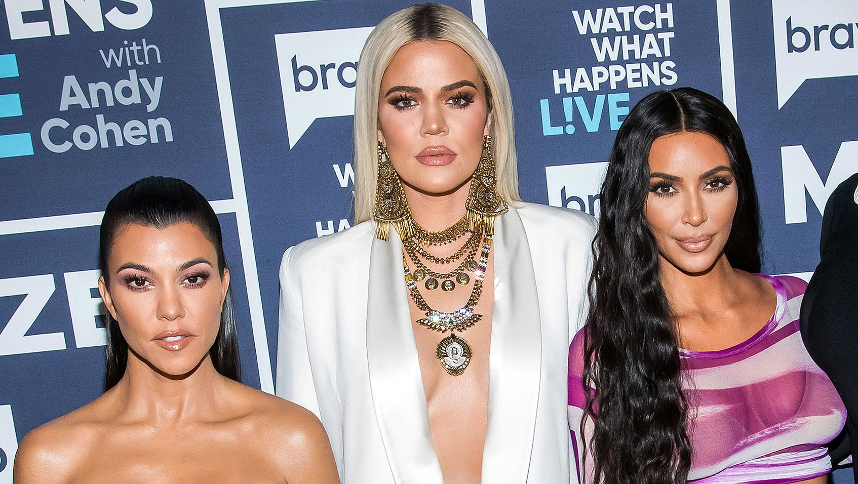 Khloe Kardashian Heads to Church With Kim, Kourtney, Kanye West and Kendall Jenner After Slamming Ex Tristan Thompson