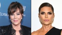 Kris jenner and Lisa Rinna Marvel Ad