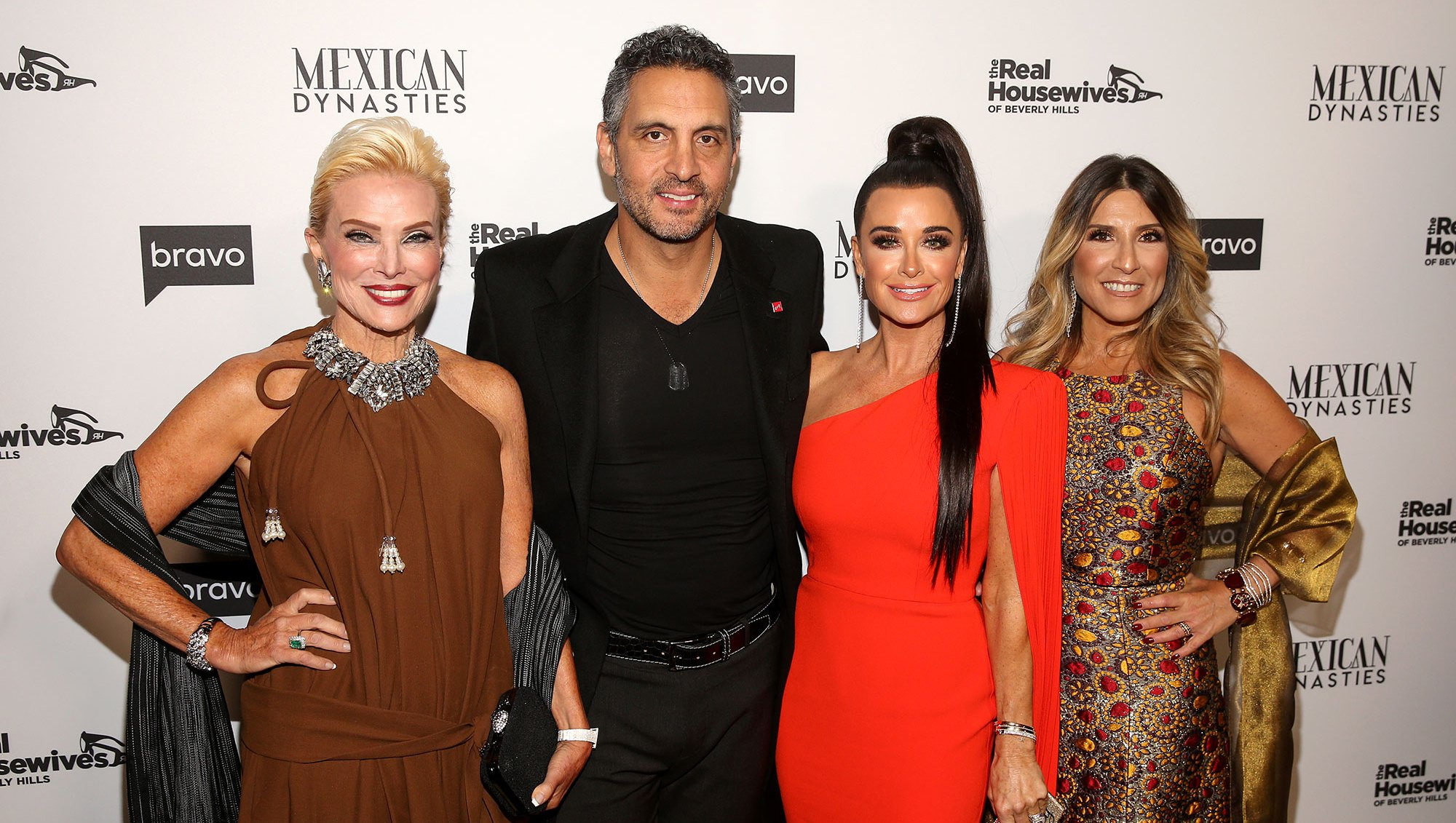 Kyle Richards Reveals Advice She Gave Cousin and 'Mexican Dynasties' Star Doris Bessudo