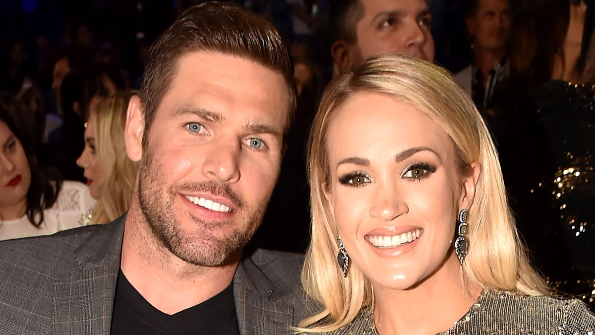 Carrie Underwoods husband Mike Fisher wishes singer happy