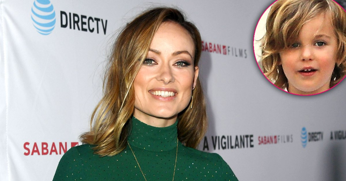 Olivia Wilde's Son Otis, 4, Didn't Recognize Her in This Movie