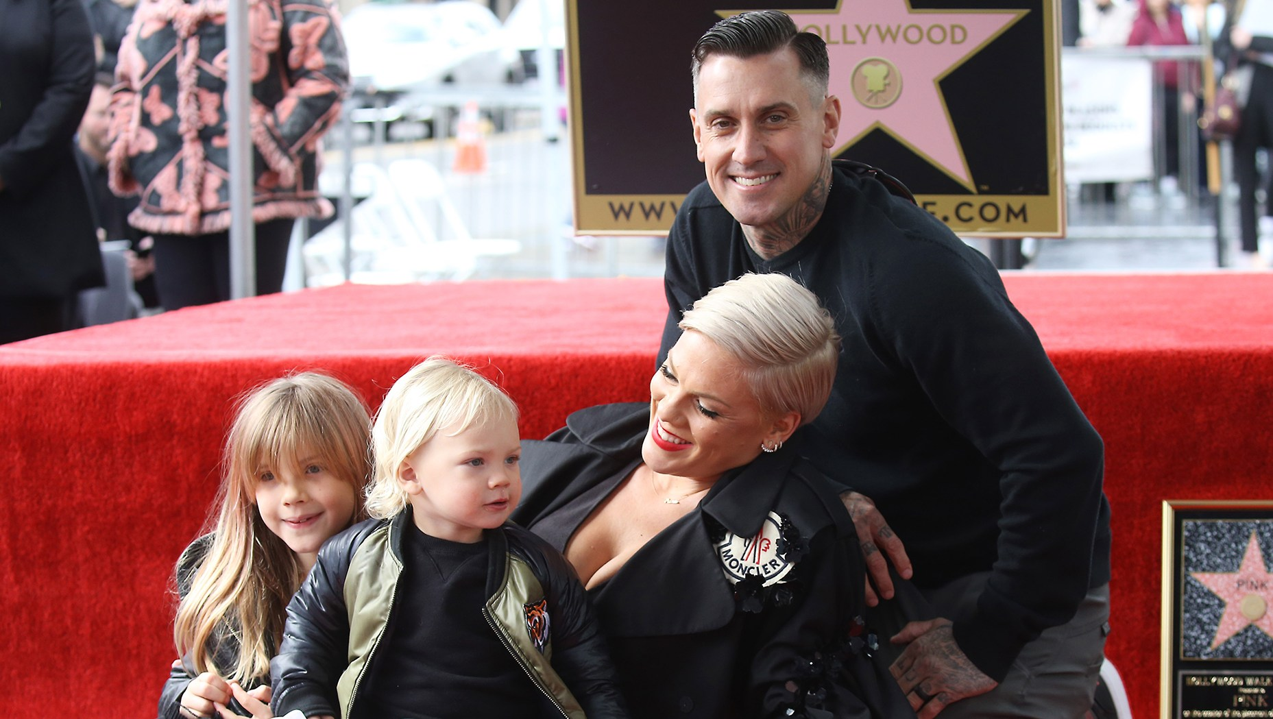 Pink and Carey Hart's 7-Year-Old Daughter Willow Fundraises for Sloths While on Tour: She's 'Ahead of Her Time'