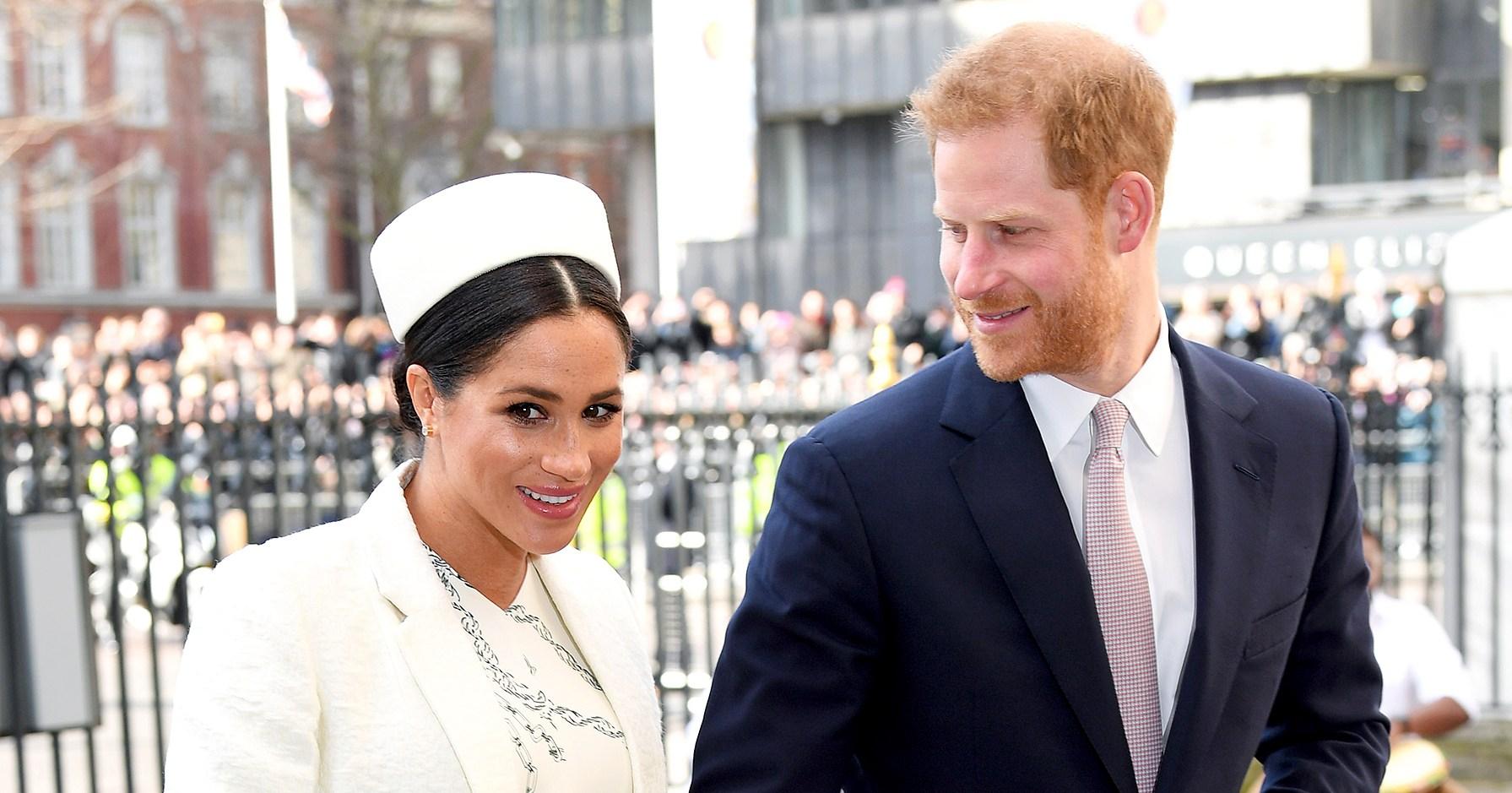 Queen's Former Spokesman Calls Meghan's Baby Shower 'Over the Top'