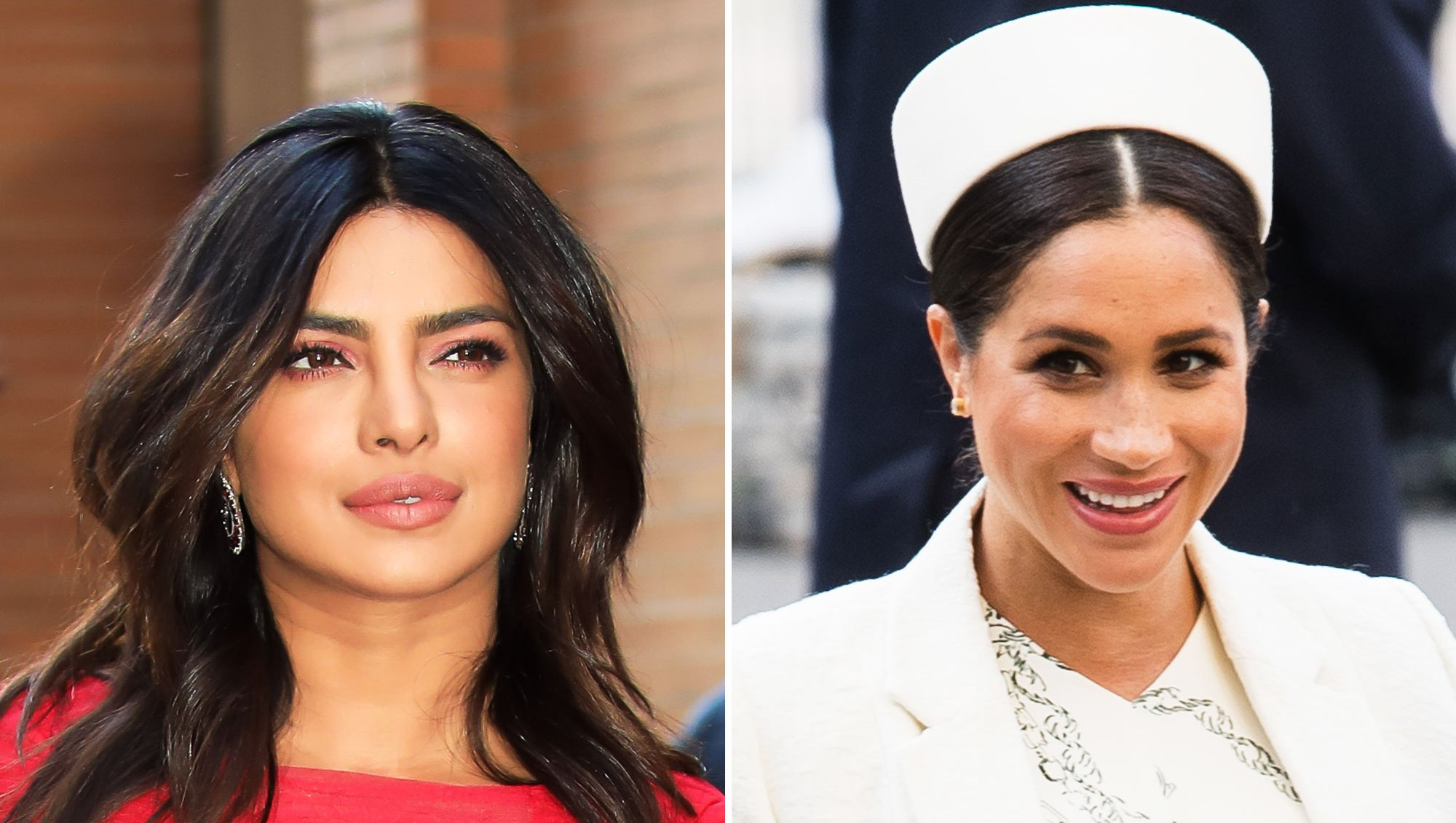Priyanka Chopra Denies Being Mad After Duchess Meghan Skipped Her Wedding to Nick Jonas
