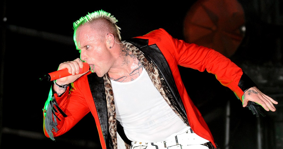 The Prodigy Frontman Keith Flint's Cause of Death Revealed