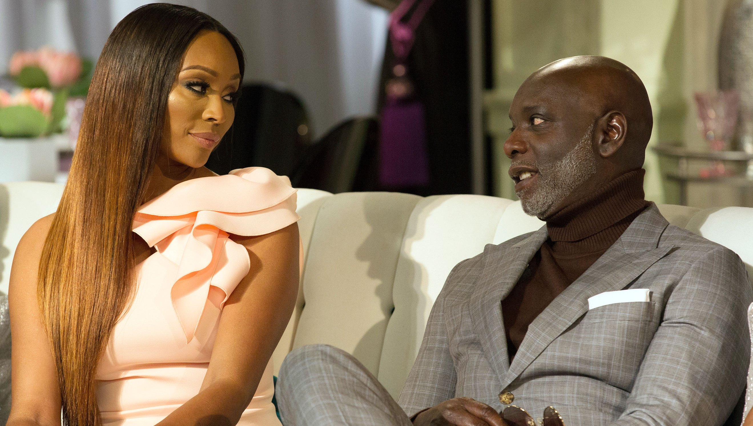RHOA's Cynthia Bailey's Ex-Husband Peter Thomas Arrested