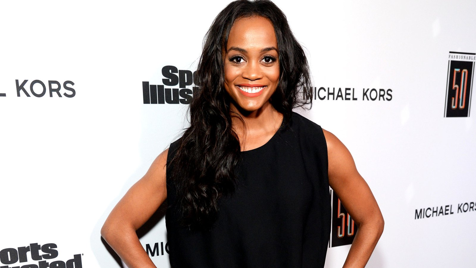 0b8cc51a9ad The Bachelorette s Rachel Lindsay Ditched the Idea of a Wedding Suit — and  Gave Us the Details of Her Randi Rahm Dress