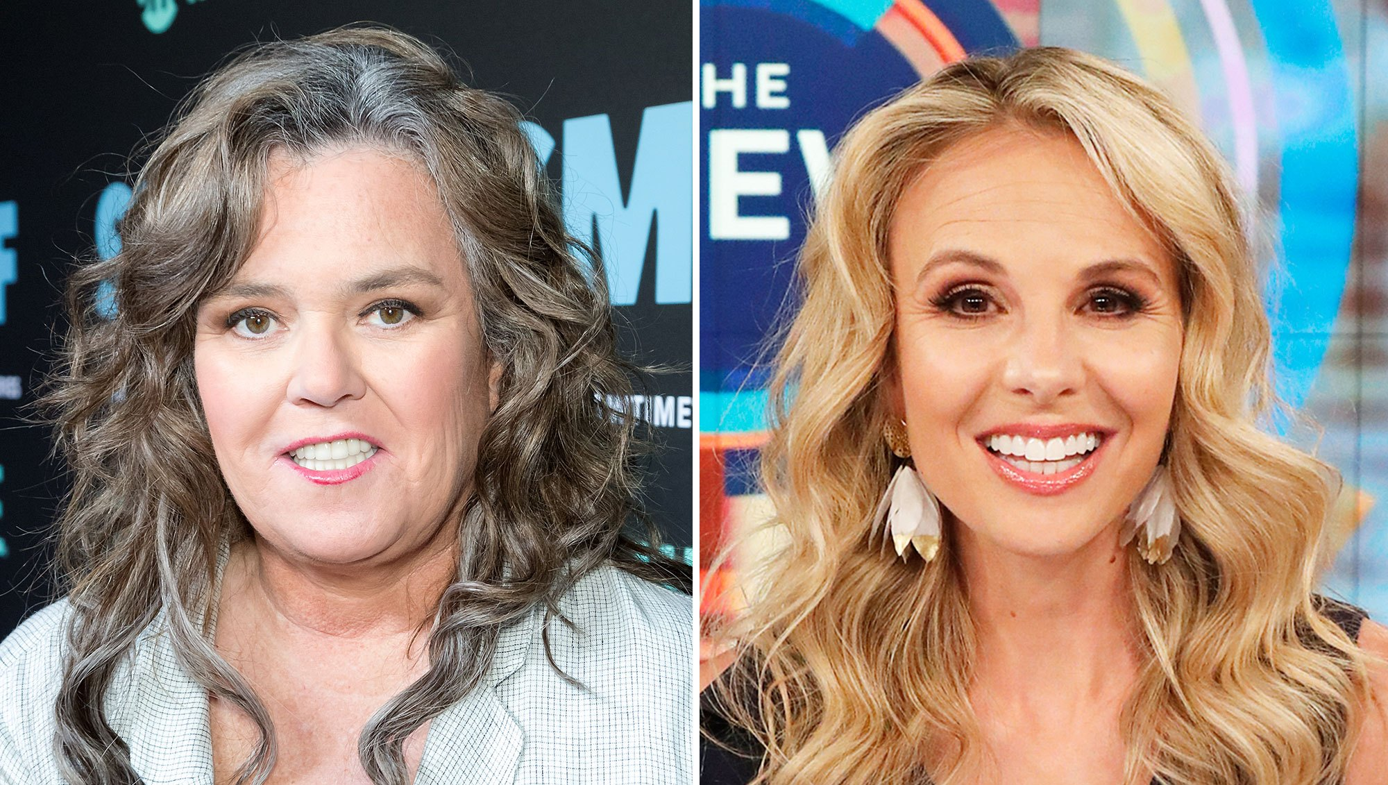 Rosie O'Donnell Responds Elisabeth Hasselbeck Crush Reaction Not Sexual