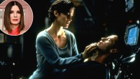 Sandra Bullock Almost Played Keanu Reeves The Matrix Role
