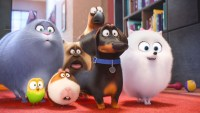 'Secret Life of Pets 2' Snapchat Filter Allows Your Dog, Cat to Come to Life