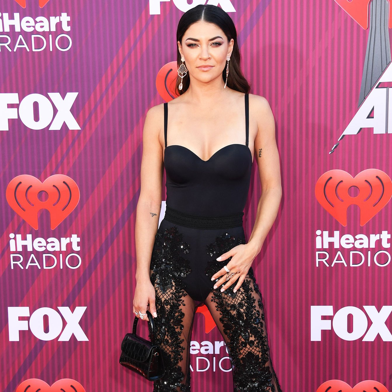 Jessica Szohr See the Latest Stars to Rock the Nearly-Naked Dress Look