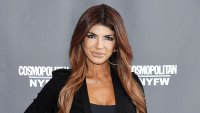 Teresa Giudice Spotted No Wedding Ring