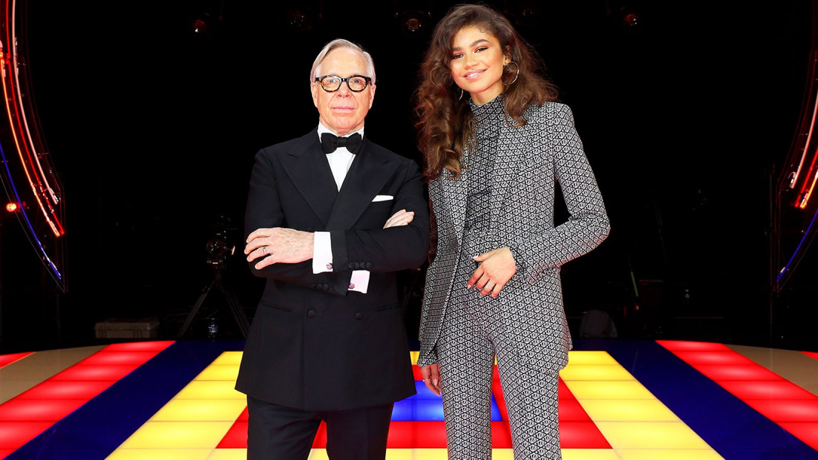 35298d85 The Tommy Hilfiger x Zendaya Runway Celebrated Black Culture and Inclusivity