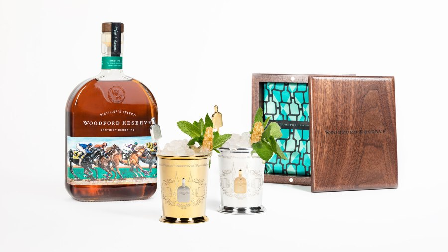 Woodford Tea Punch Is Perfect Kentucky Derby Cocktail: Get the Recipe