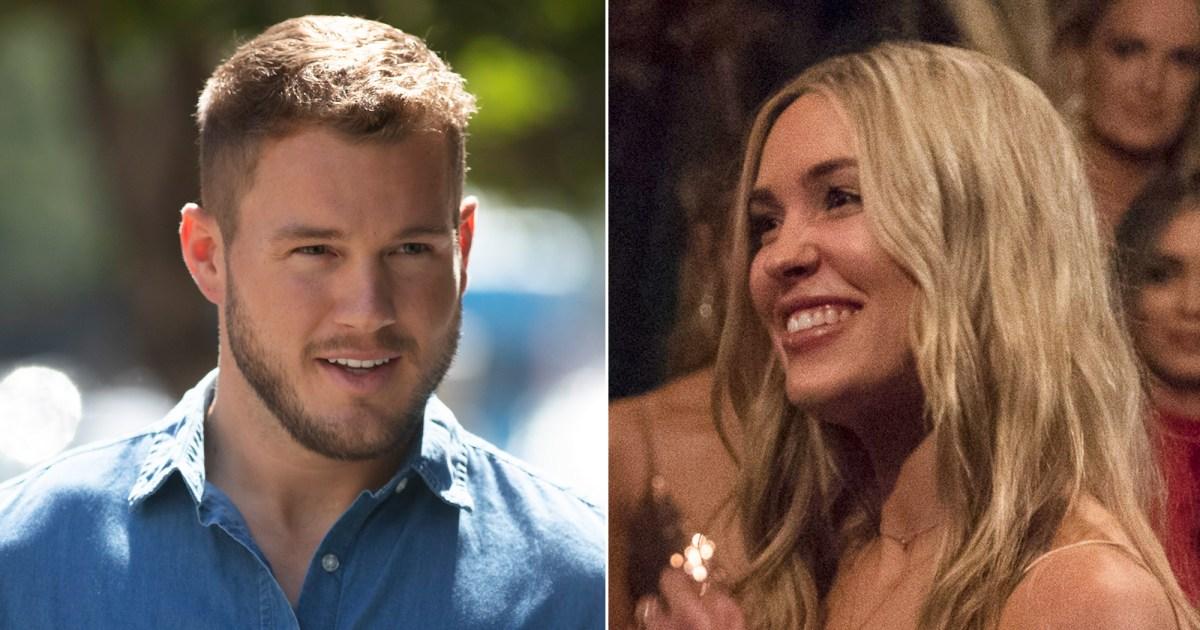 Bachelor Nation on Colton Underwood's Split From Cassie Randolph