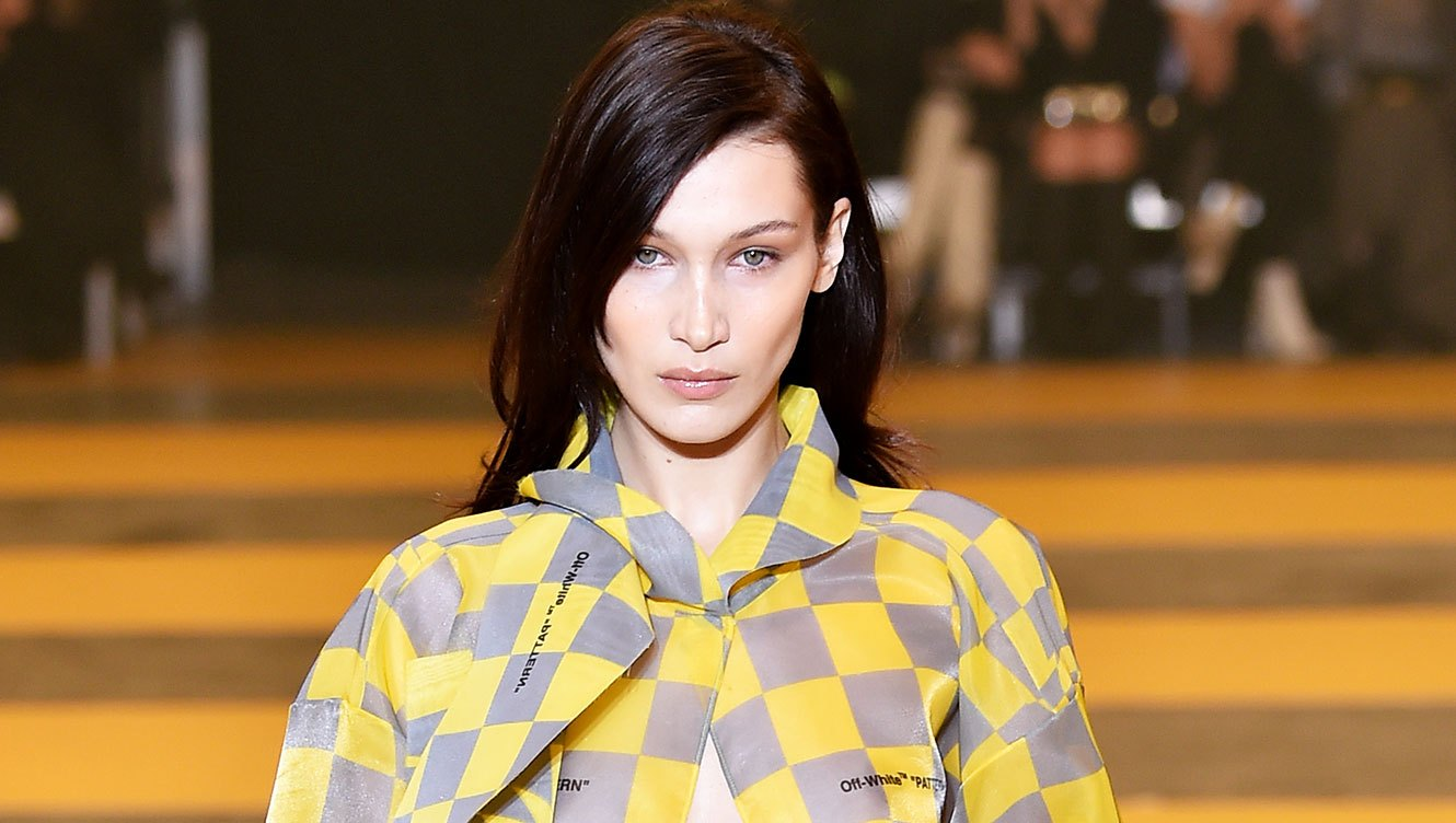 Bella Hadid Raveled She Was Battling a 101 Fever at Paris Fashion Week