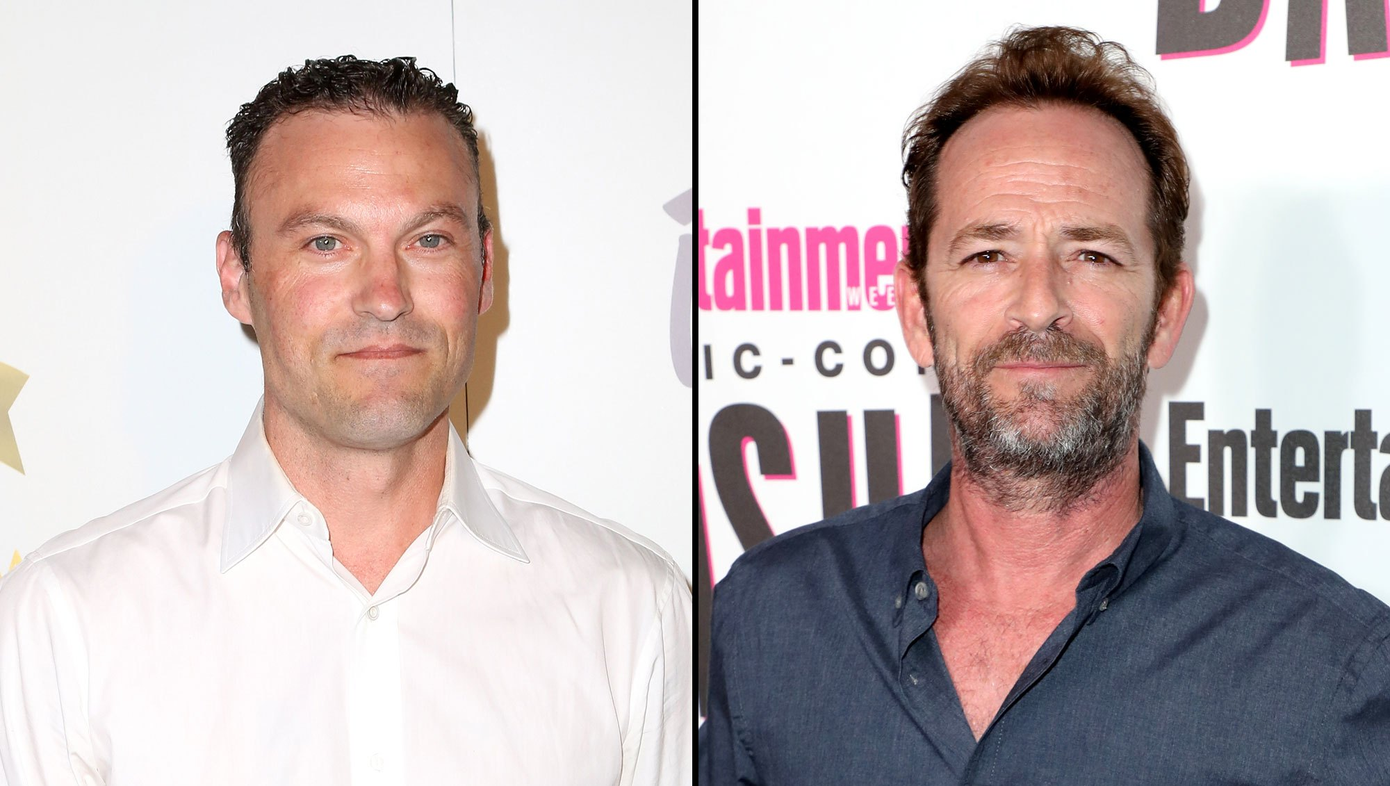 Brian Austin Green: I Texted Luke Perry After He Died