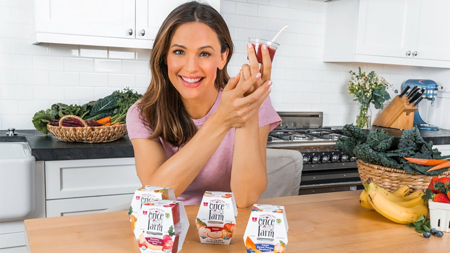 Jennifer Garner's Organic Baby Food Line, Once Upon a Farm, Is Now Available to WIC Families