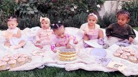 Cute Cousins! Saint, Chicago, Stormi and True Pose for 'Squad' Pic