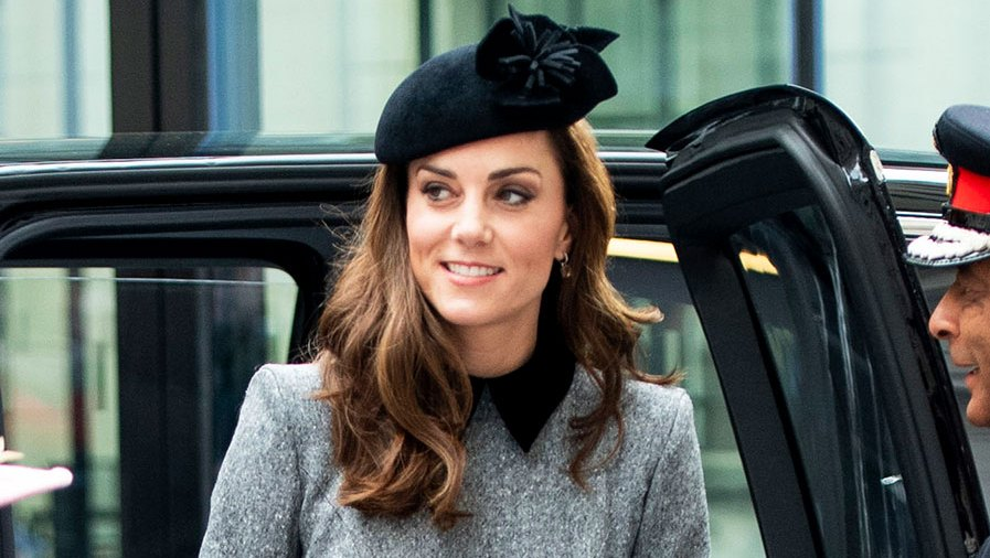 Kate Middleton's Latest Look Defines Smart Chic
