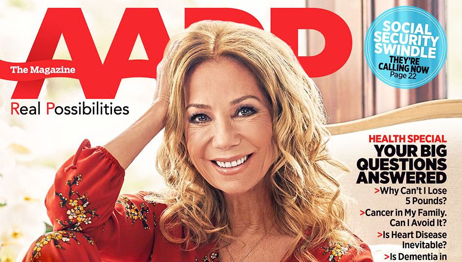 Kathie Lee Gifford AARP Cover Crippling Loneliness