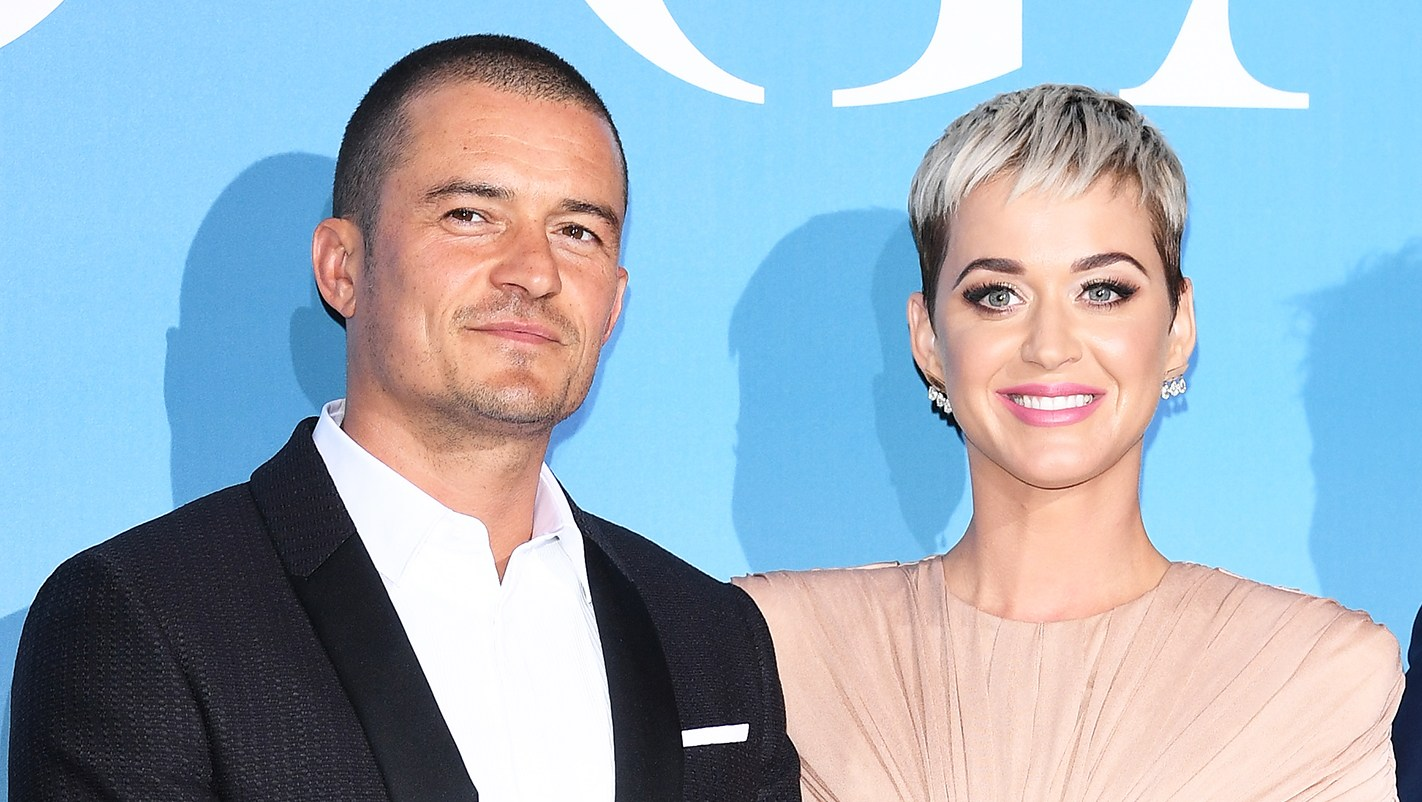 Katy Perry Fans Hilariously Troll Her After She Refers to Fiance Orlando Bloom as Her 'Boyfriend' — See the Best Reactions!