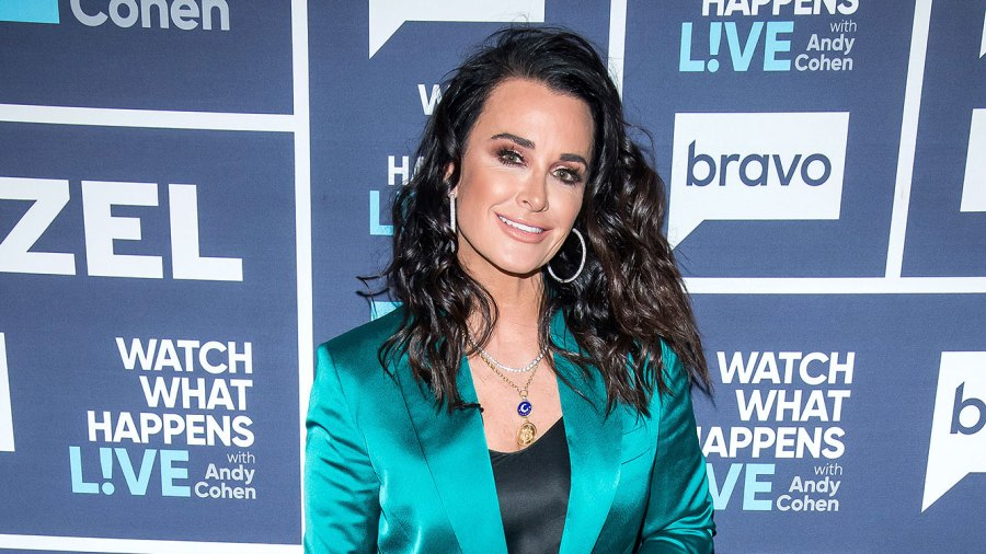 Kyle Richards Claps Back After Troll Asks If She Bribed Daughter's Way Into Prestigious University