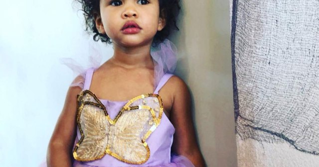 Every Time Chrissy Teigen and John Legend's Daughter Luna Has Rocked a Princess Dress.jpg