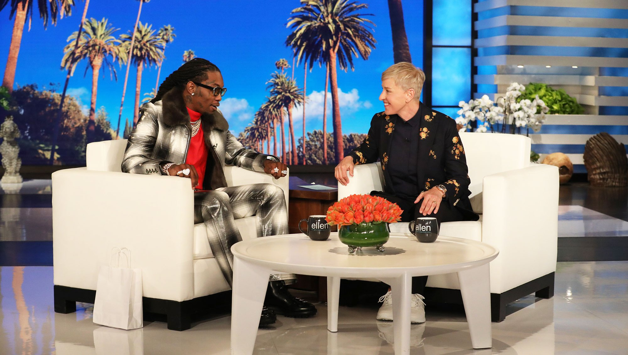 Offset Reveals Whether He Regrets Public Apology to Cardi B: 'I'm Putting It All on the Table'
