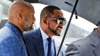 R. Kelly Arrested for Failing to Pay Ex-Wife Drea Kelly Child Support
