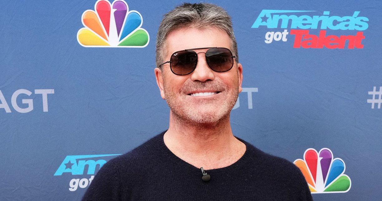 Simon Cowell's Son Eric Has No Idea His Father Is Famous