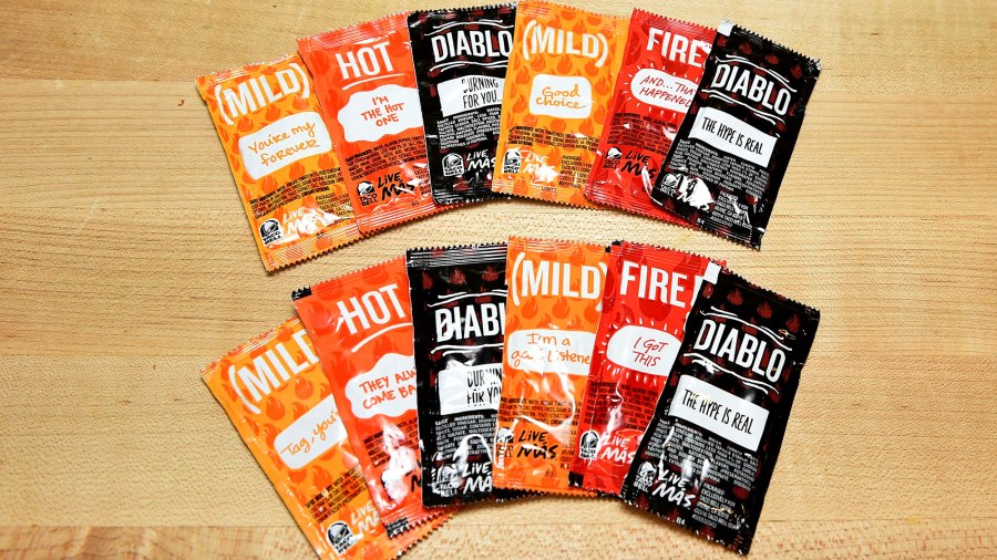 Man Who Survived Being Trapped Thanks to Taco Bell Hot Sauce Given Free Food for a Year
